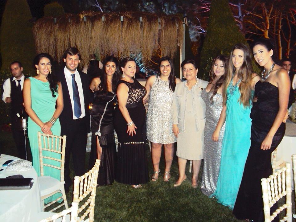 Gala with Mrs Rose Choueiry