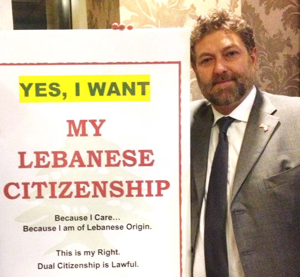 My Lebanese Citizenship!