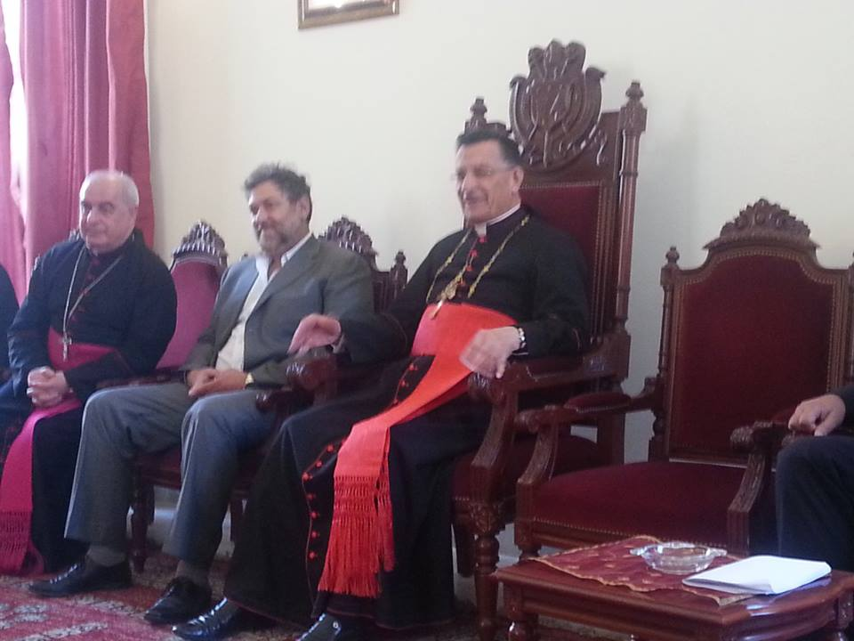 Patriarch and Neemat Frem