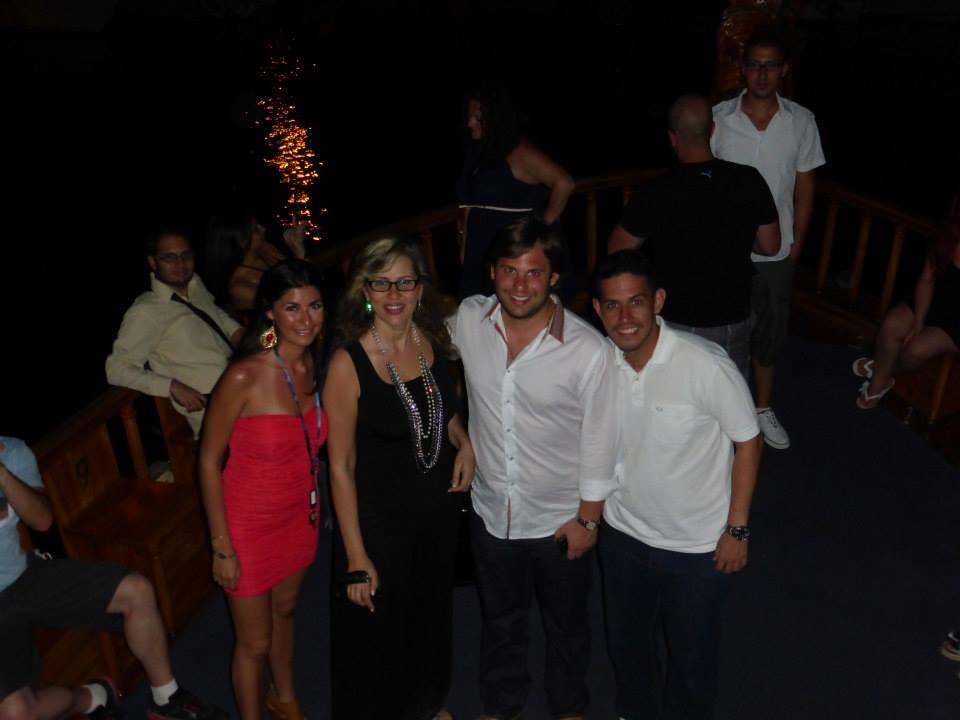 Phoenician Party Boat
